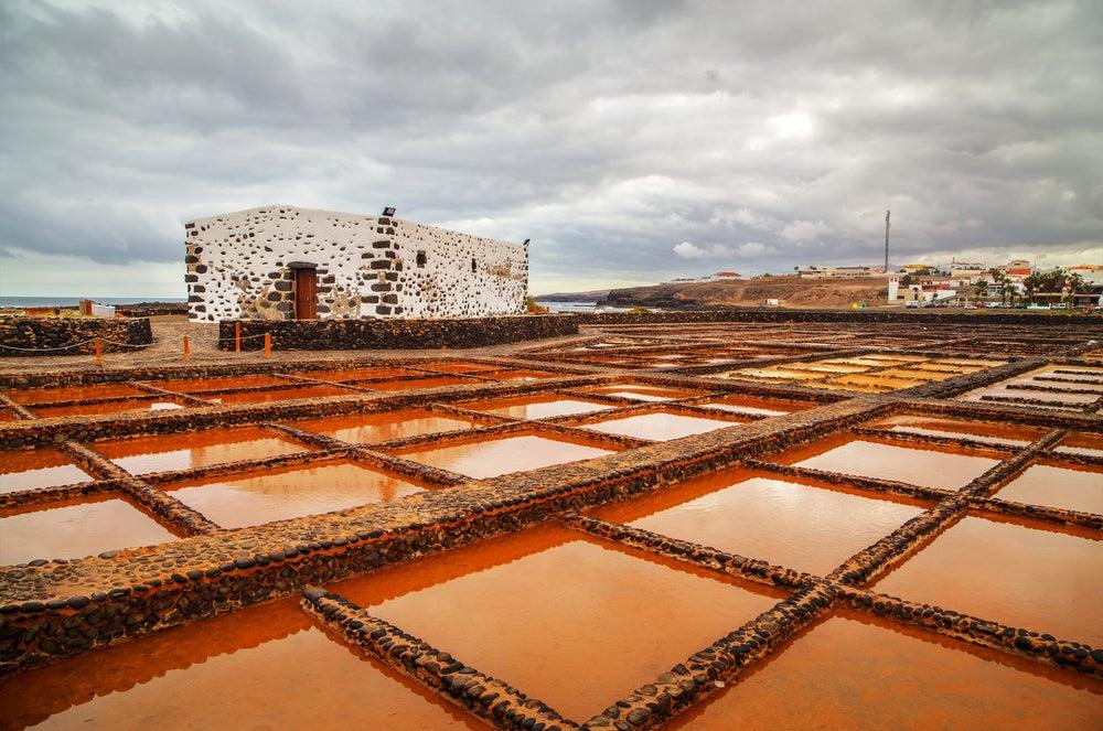 Salinas del Carmen, uno de los sitios que ver en Fuerteventura