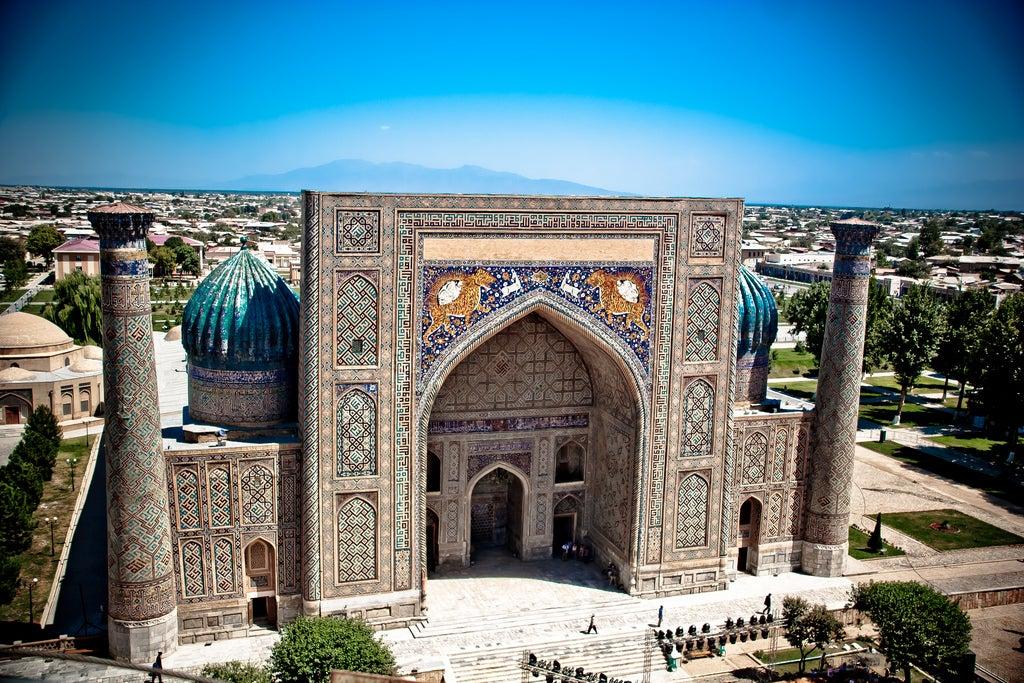 7 cosas que ver en la exótica Samarkanda