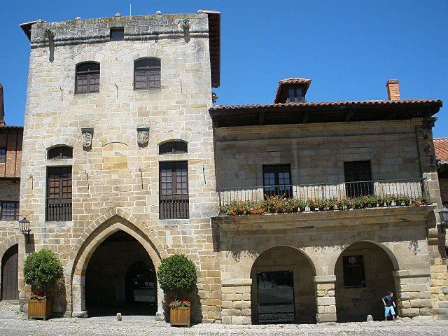 Torre de Don Borja, una de las cosas que ver en Santillana del Mar