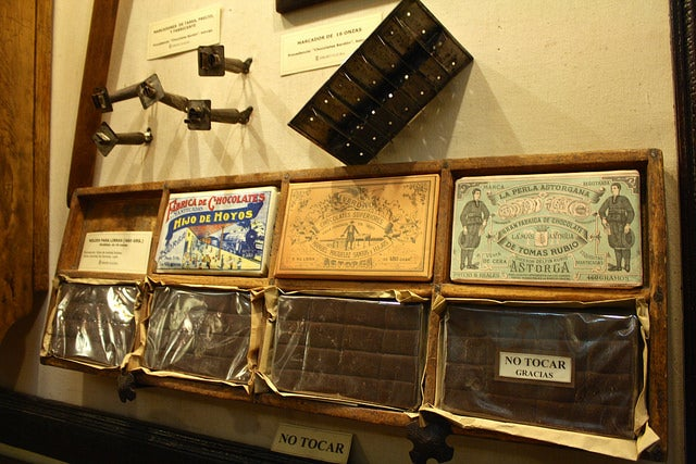 Museo del Chocolate de Astorga