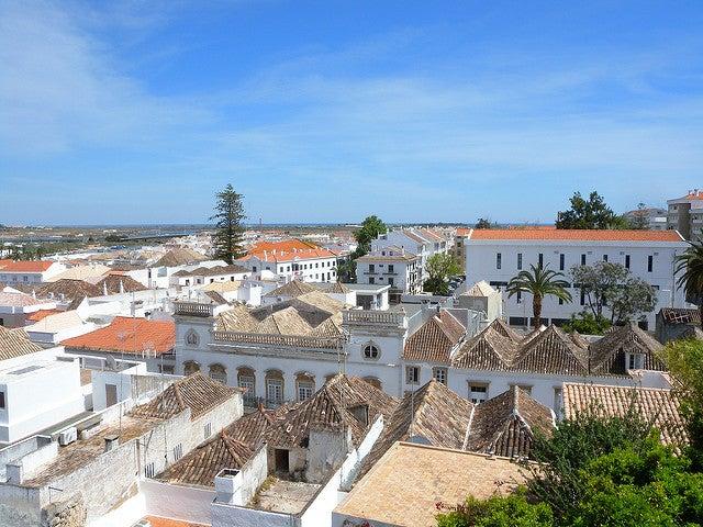 Mapa de Portugal: Tavira
