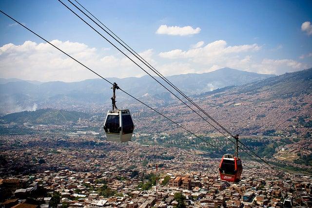 Teleférico de Medellín