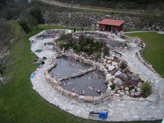 Termas de Outariz: un paraíso termal en Ourense