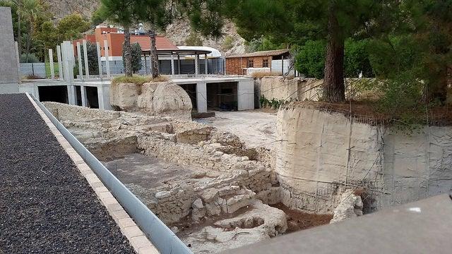 Termas romanas de Archena