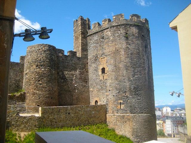 Torre del Castillo de Ponferrada