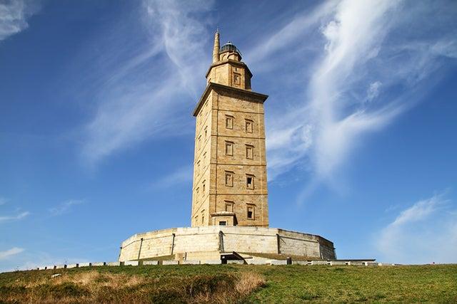 Faros españoles: Torre de Hércules