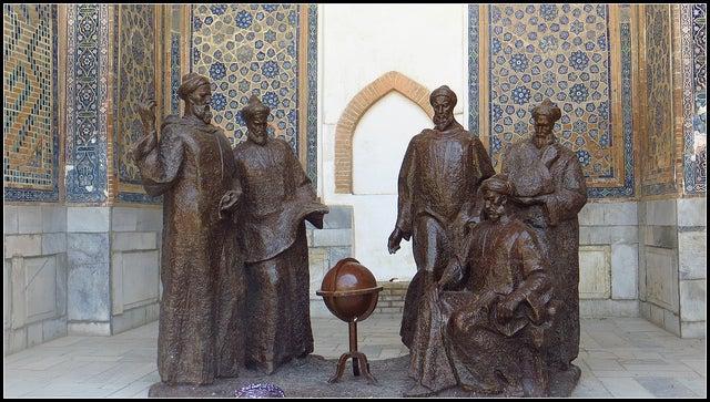 Observatorio deUlug Beg en Samarkanda