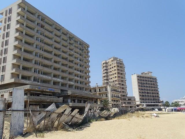 Varosha, una de las ciudades fantasma en Chipre