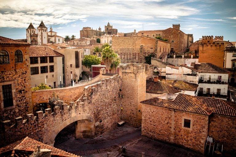 Lugares imprescindibles que hay que ver en Cáceres