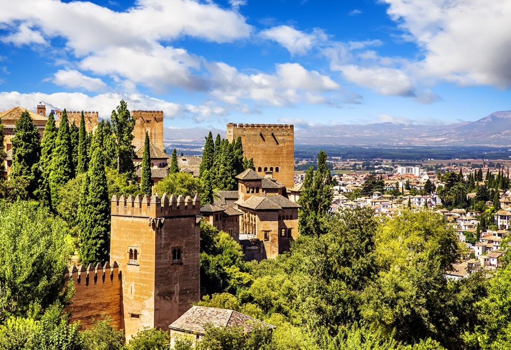 Visitar la Alhambra en primavera