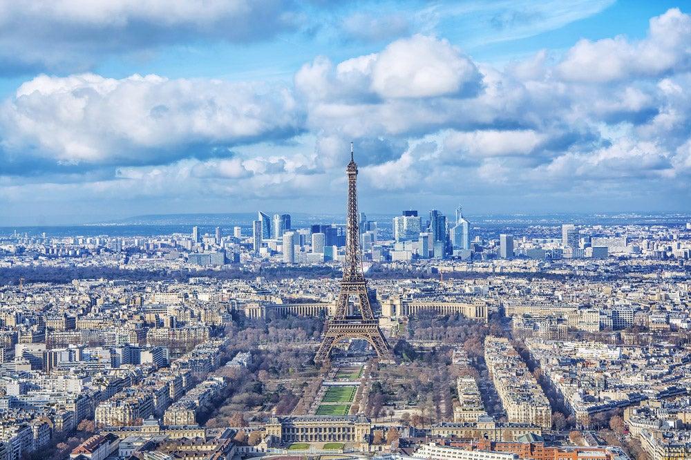 Vista desde la Torre Montparnasse