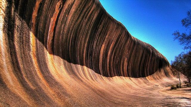Wave Rock en Australia