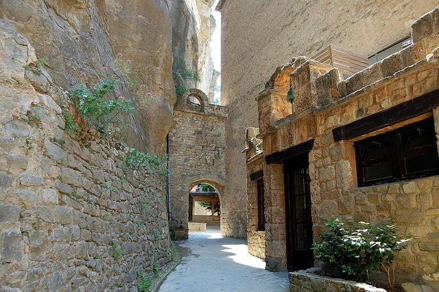 Abadía de San Miguel de Fay