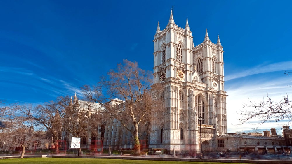 Cómo llegar a la Abadía de Westminster