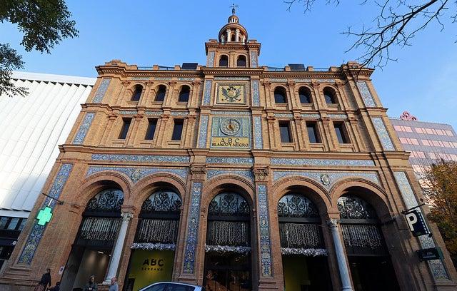 Abc Serrano, uno de los centros comerciales de Madrid más bonitos