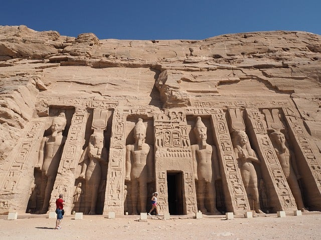 Templo Menor de Abu Simbel