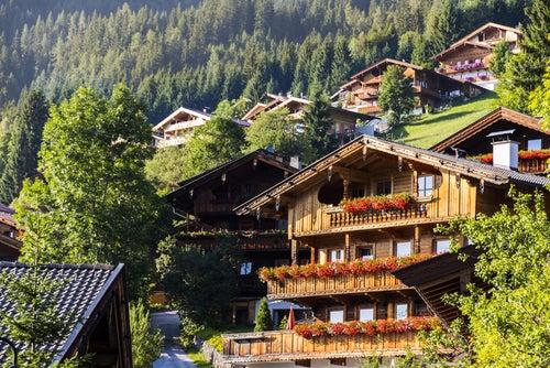 Pueblos de Austria, Alpbach