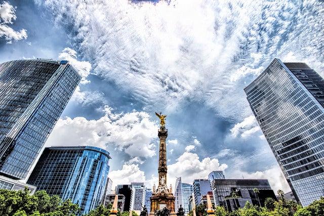 ángel de la Independencia de México