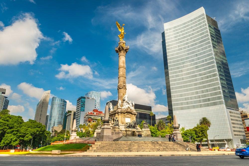 La capital de México, una ciudad con una larga historia