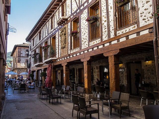 Calle de Ezcaray
