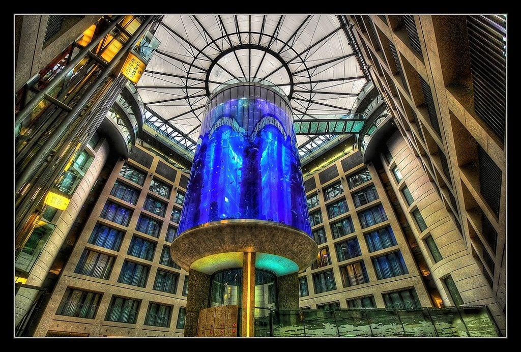 Los 10 ascensores más increíbles del mundo