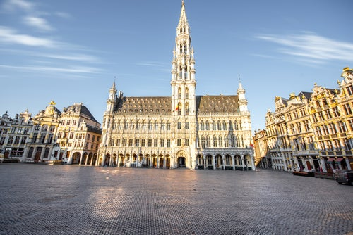 Brussel's City Hall