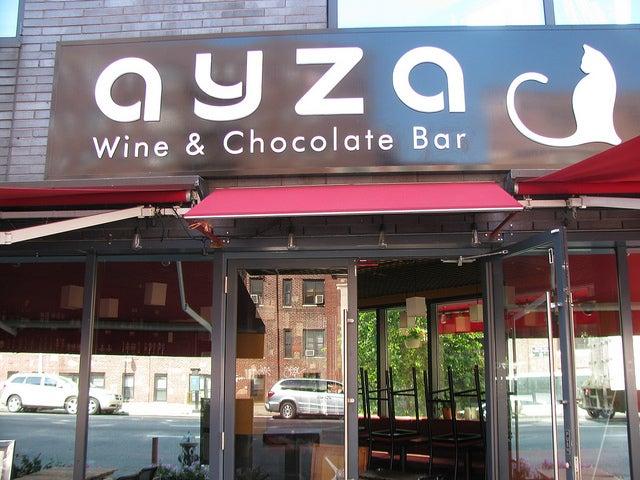 AYZA, lugar para comer cerca del Empire State Building