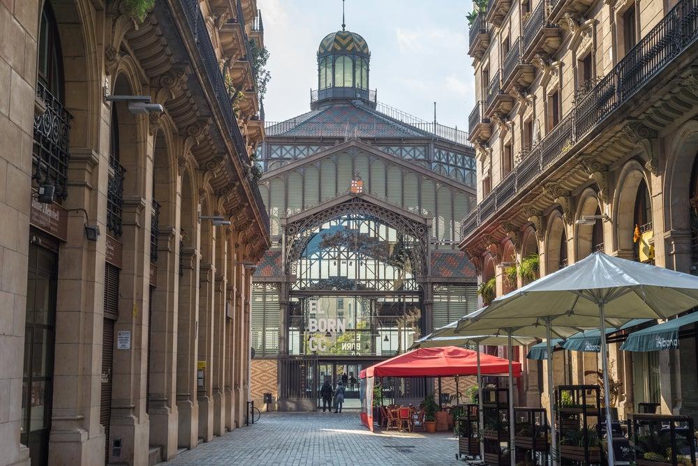 Un paseo por el barrio de Born en Barcelona