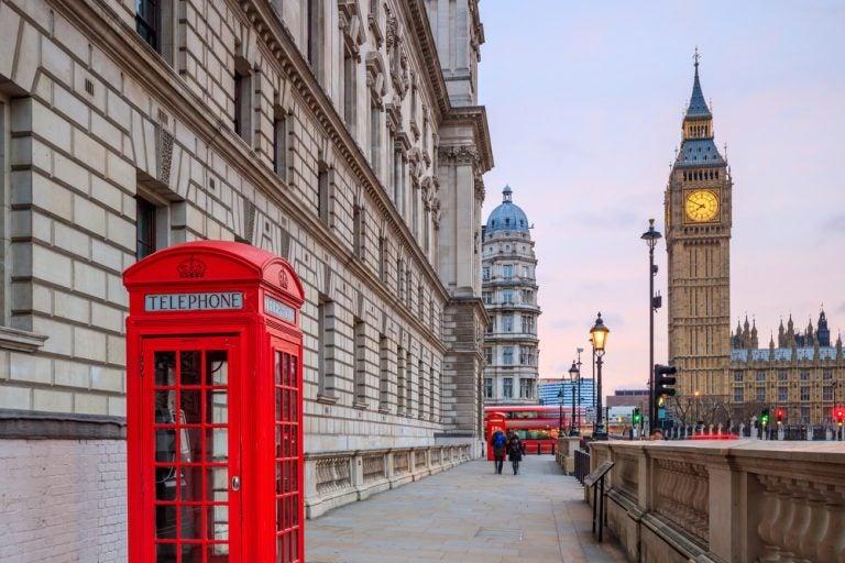 10 películas para visitar Londres una y otra vez