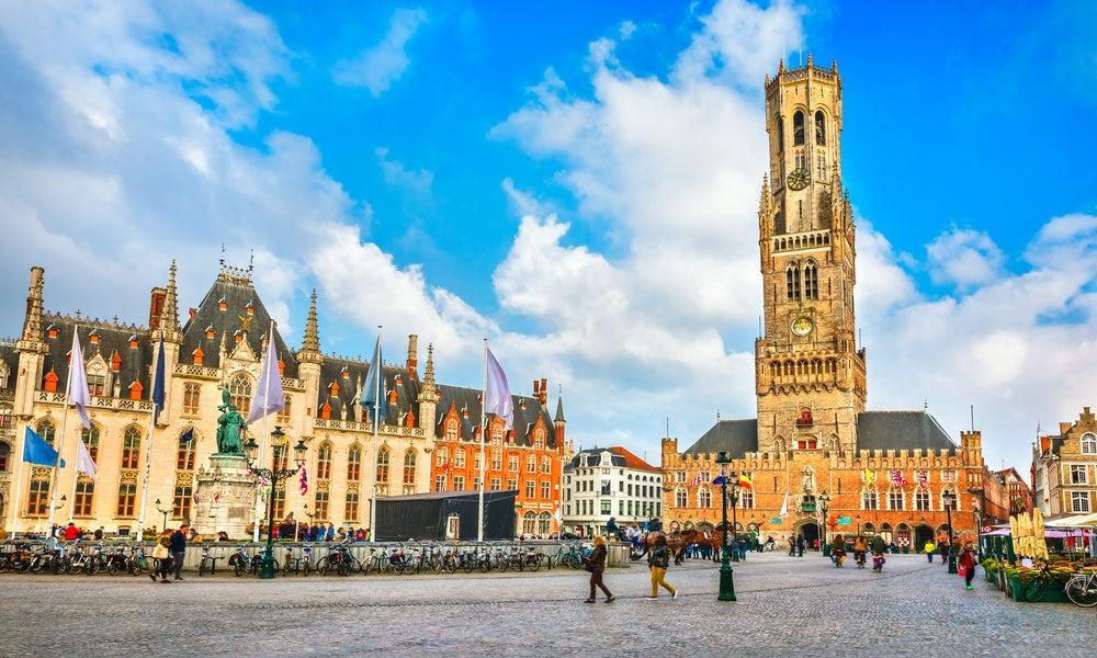 Los 10 lugares más bonitos que ver en Bélgica