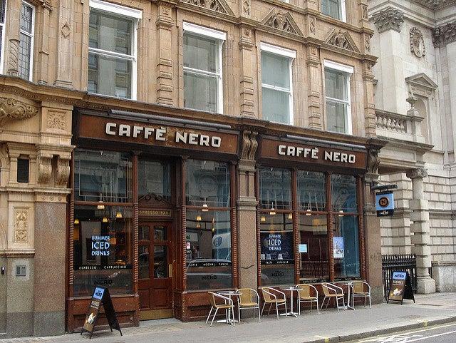 Café Nero en Londres