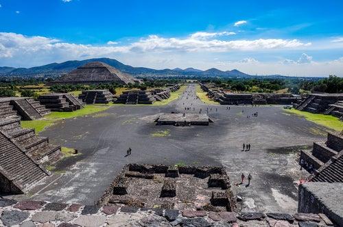 Calle de Teotihuacán