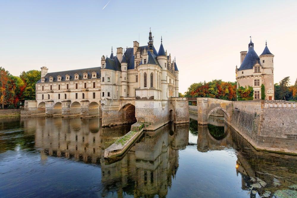 Visitamos el castillo de Chenonceau, en el valle del Loira