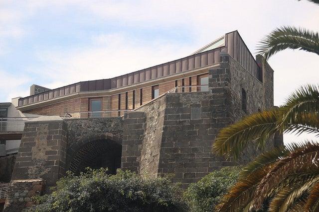 Castillo de Mata en Las Palmas de Gran canaria