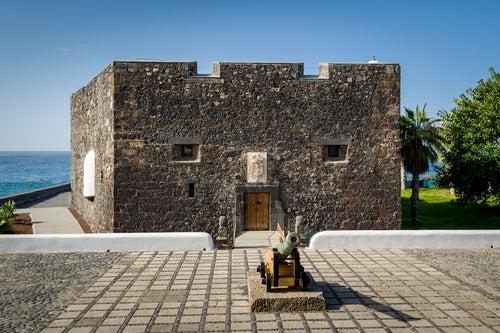 Castillo de San Felipe en Puerto de la Cruz
