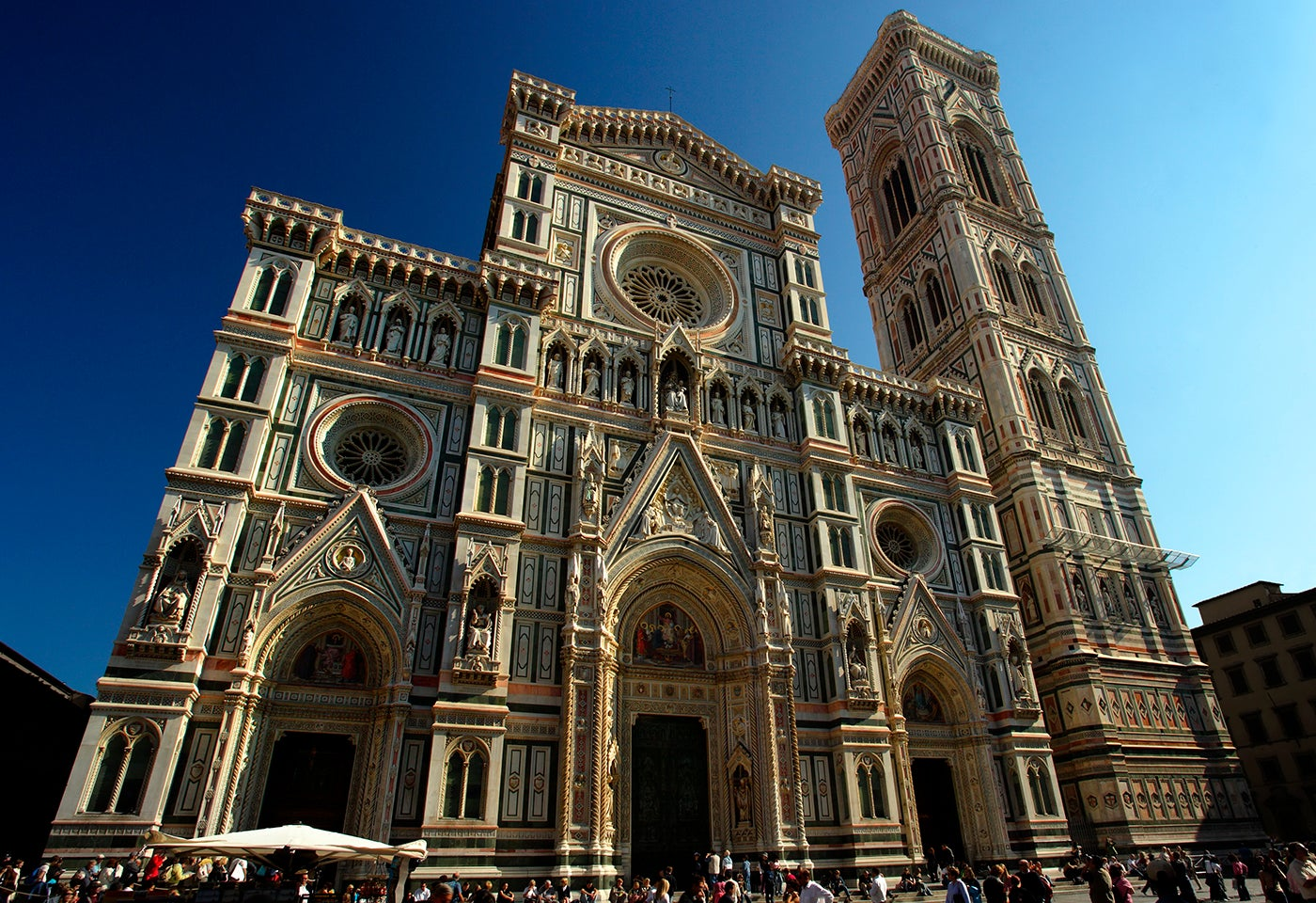 Lugares de interés en Florencia: catedral