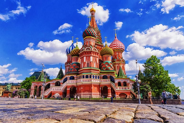 8 curiosidades de la catedral de San Basilio de Moscú