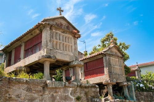 Combarro, uno de los pueblos que hay que ver en Galicia