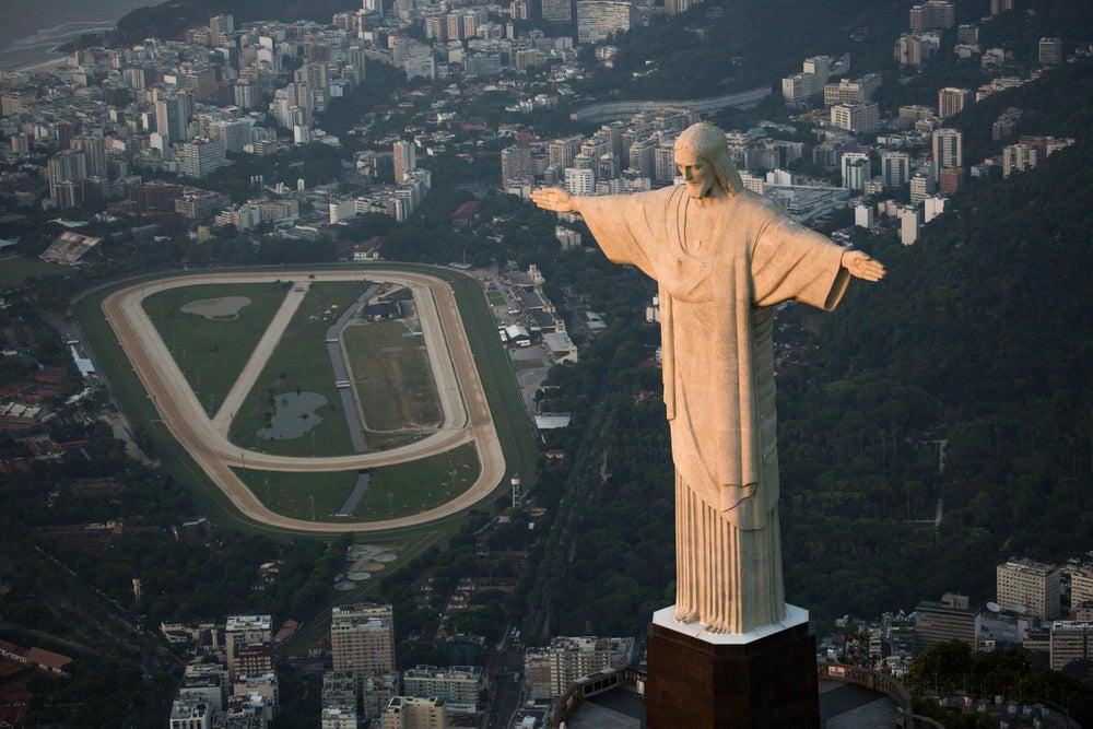 Cristo Redentor en Río de Janeiro