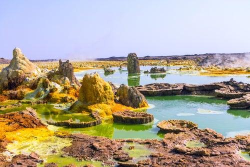 Danakil en Etiopía, lugar para perderte en 2018