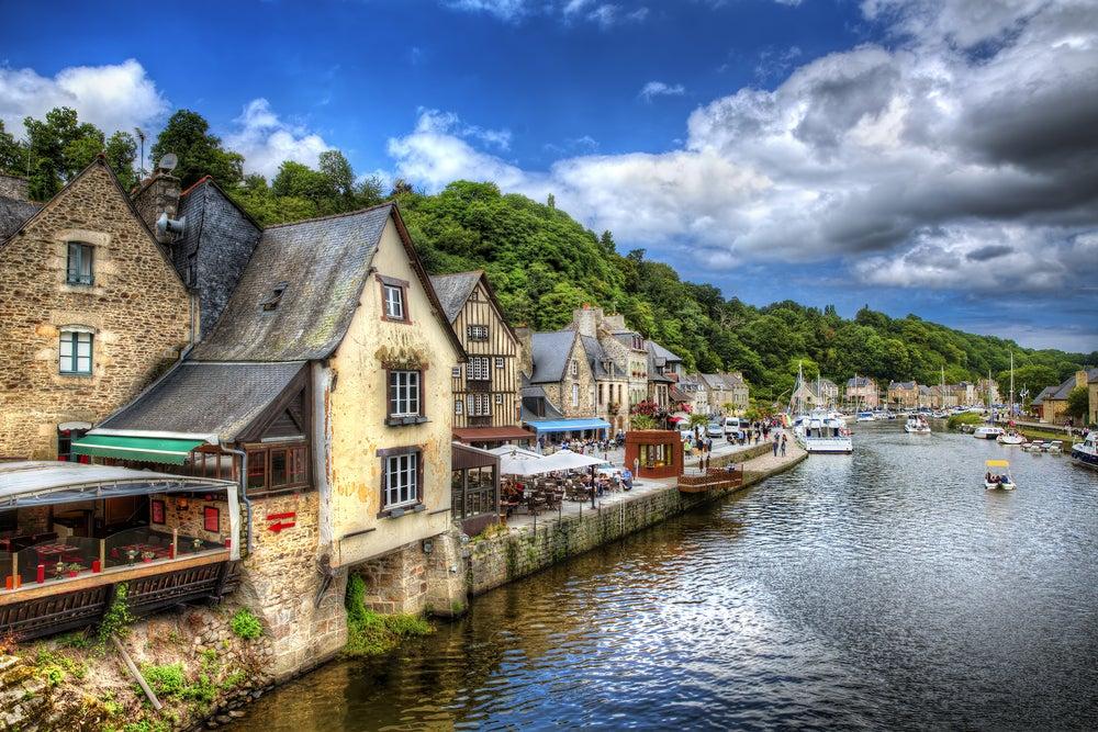 10 pueblos de Bretaña que parecen de cuento