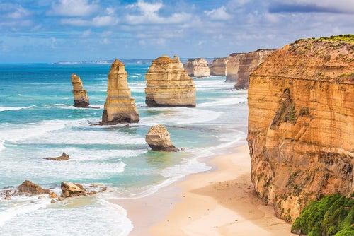 Doce Apóstoles, uno de lso paisajes rocosos más bellos