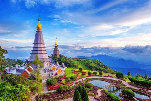 Tailandia en imágenes: Doi inthanon