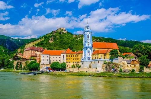Durnstein en Austria