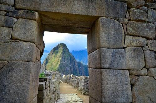 Entrada al Machu Picchu