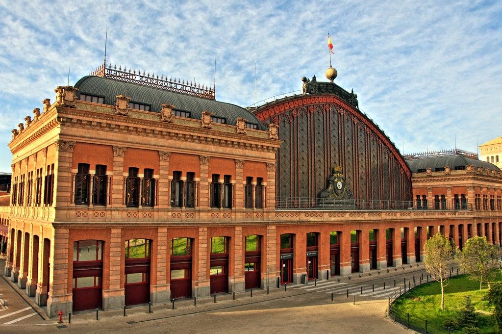 Las estaciones de tren más increíbles del mundo