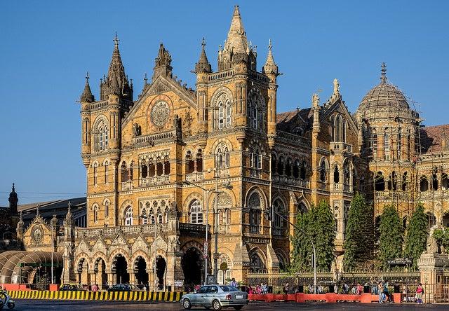 Estación Chhatrapati Shivaji Terminus