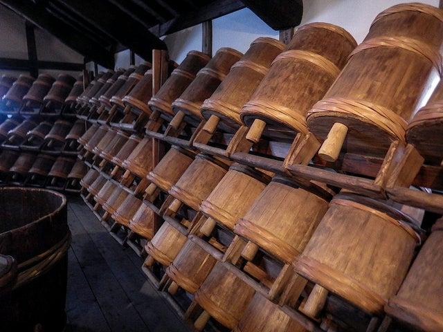 Fábrica de sake