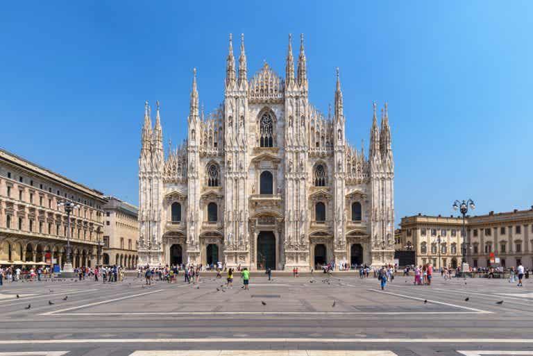 Te contamos la historia del Duomo de Milán