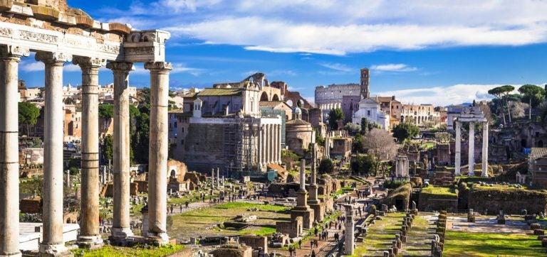 6 curiosidades que no sabías sobre el Foro Romano